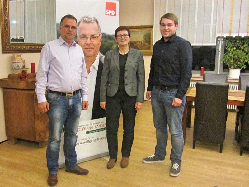 Europaabgeordnete Birgit Sippel besuchte die Hansestadt Attendorn