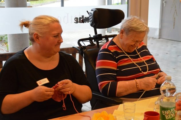 Caritas - Handarbeitsgruppe 2016 Attendorn