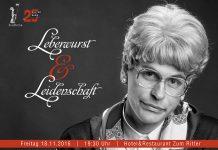 """""""Leberwurst und Leidenschaft"""" in Attendorn im 'Ritter'"""