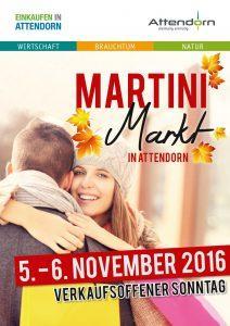 Martinimarkt Attendorn 2016
