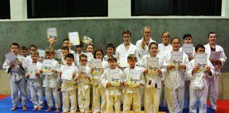 Gürtelprüfung bei der Judoabteilung des TV Attendorn