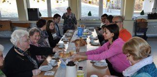 Adventsfrühstück statt Weihnachtsfeier Helden