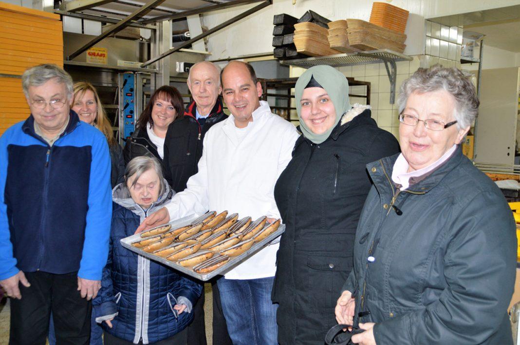 Caritas-Tagwerk Bäckerei König