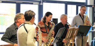 Adventskonzert der Musikschule Attendorn in der Erlöserkirche