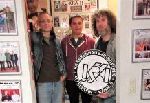 Die Band Rustics bei kra2