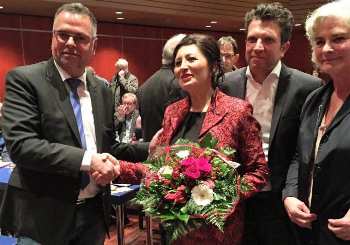 Attendornerin Nezahat Baradari als SPD-Bundestagskandidatin