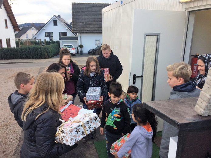 6er der St.-Ursula-Realschule sorgen für strahlende Gesichert