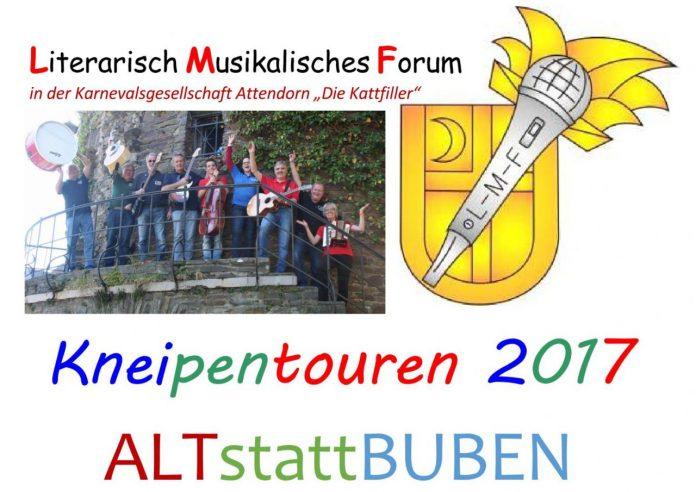 Kneipentour 2017: ALTstattBUBEN
