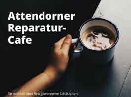 Reparaturcafe in Attendorn - für defekte aber lieb gewonnene Schätzchen