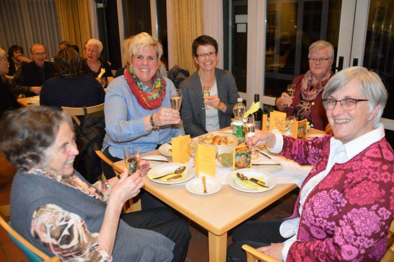 Ehrenamtsessen im Caritas-Zentrum Attendorn