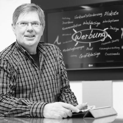 Bernd Frey - Gründer Attendorner Geschichten - FREY PRINT + MEDIA - Paderborn