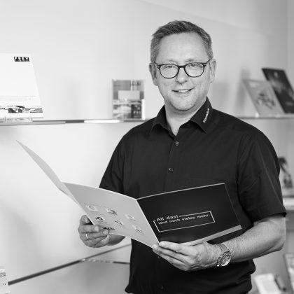 Markus Frey - Gründer Attendorner Geschichten - FREY PRINT + MEDIA - Attendorn