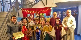 Haussegnung 2017 - St- Ursula Schulen