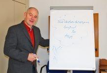 Selbstbehauptungskurs für Mädchen - Kursleiter Wolfgang Selter