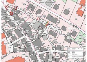 Innenstadtentwicklung Attendorn - Baustelle Am kleinen Graben