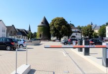 PArkplatz Feuerteich - Attendorn