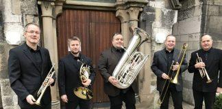 """Brass-Konzert mit """"Reine Blechsache"""""""