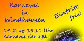 attendorner geschichten - karneval windhausen