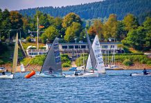 Regatta-Programm 2017 Biggesee
