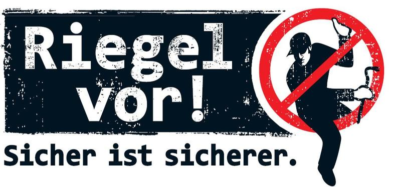Riegel vor - Foto:Polizei-NRW