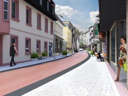 Innenstadtentwicklung Attendorn Ennester Straße