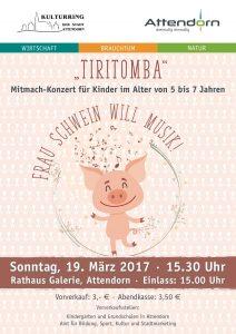 Trio Tiritomba - Kinderkonzert