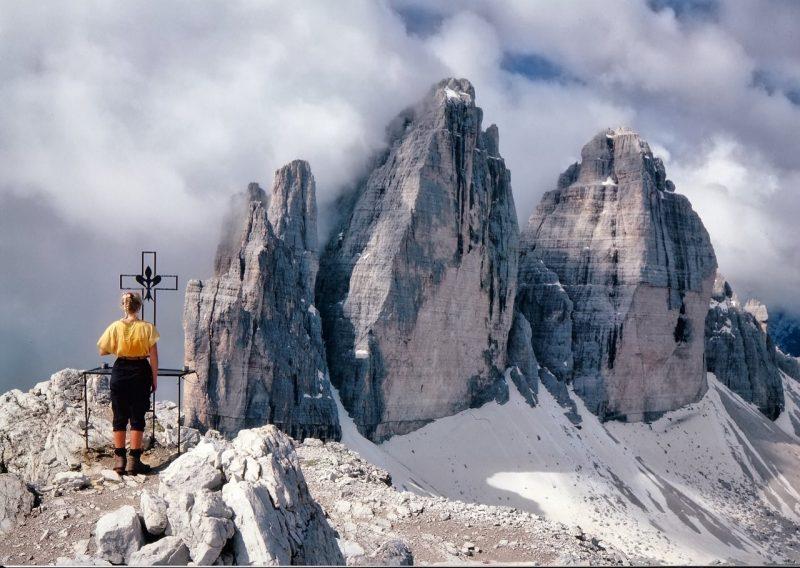 "Drei Zinnen - Panoramavortrag ""Wanderparadies Dolomiten"" in Attendorn"