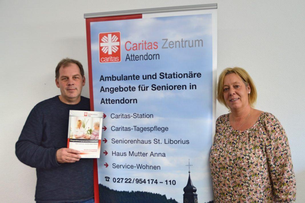 Caritas-Gesprächsgruppe für pflegende Angehörige