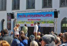 Am 19. März 2017 ist Frühlingsmarkt in Attendorn