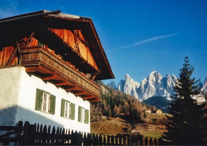 "Geislergruppe - Panoramavortrag ""Wanderparadies Dolomiten"" in Attendorn"