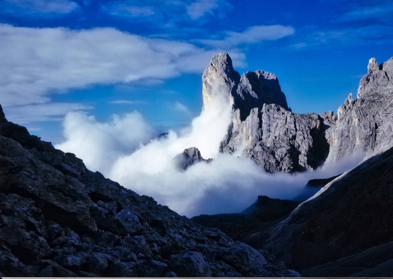 "Pala - Panoramavortrag ""Wanderparadies Dolomiten"" in Attendorn"