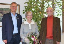 Seniorenrat: Hildegard Laumann für 10 Jahre ehrenamtliche Tätigkeit geehrt