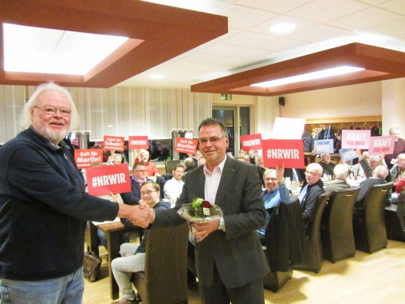 Aufbruchstimmung bei der Jahreshauptversammlung SPD Attendorn 2017