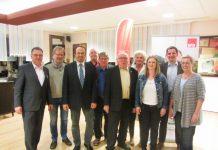 Jahreshauptversammlung SPD Attendorn 2017