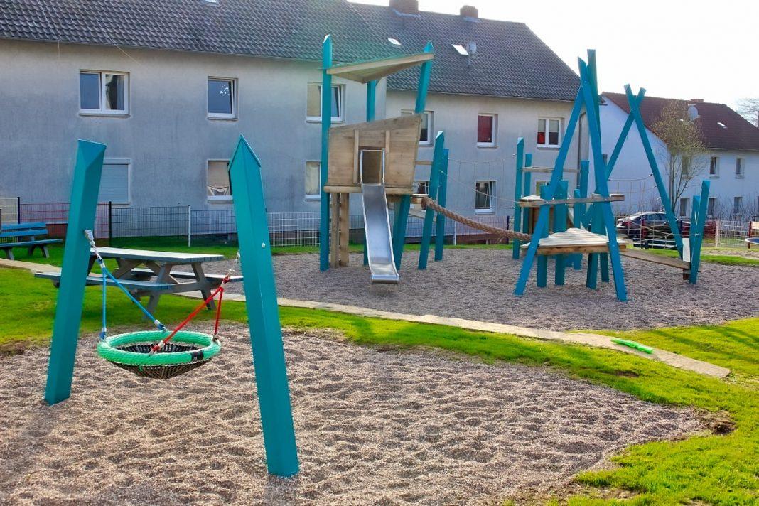 Spielplatz Dortmunder Straße Attendorn