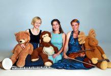 """Trio Tiritomba - Kinderkonzert: """"Frau Schwein will Musik"""""""