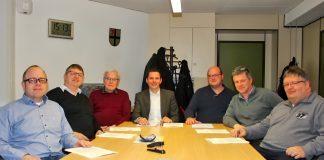 Vertrag Stadt - OSterfeuerverein - Ostern in Attendorn