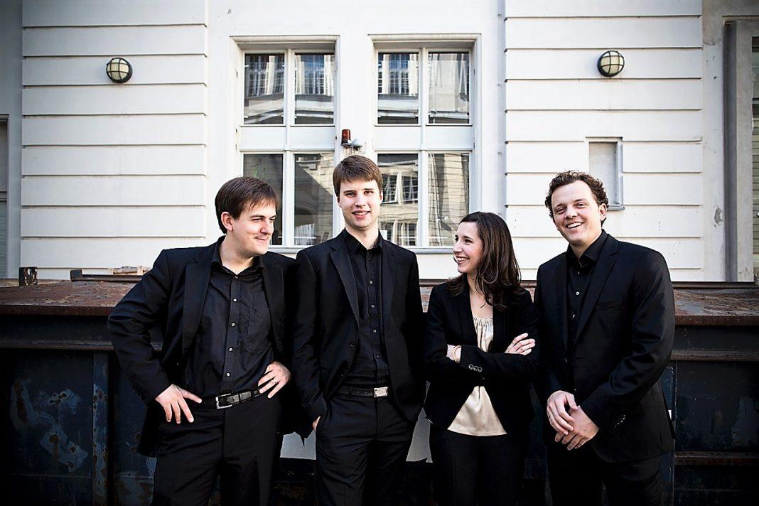 Mariani Klavierquartett 2017