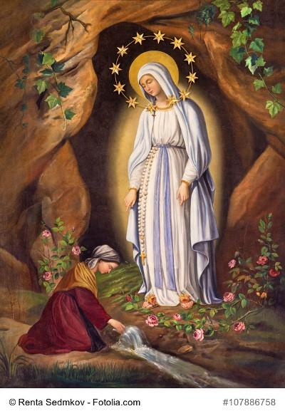 attendorner geschichten - hl. maria