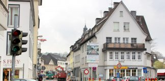 Innenstadtentwicklung Attendorn - Niederste Straße