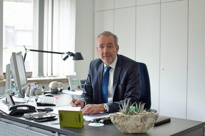 Frank Schmidt ist neuer Vorsitzender der Geschäftsführung der Agentur für Arbeit Siegen. (Foto: Nicole Sommer)