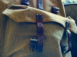 Zeitlose Mode-Klassiker Rucksack Details