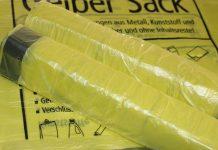 attendorner geschichten - gelber sack