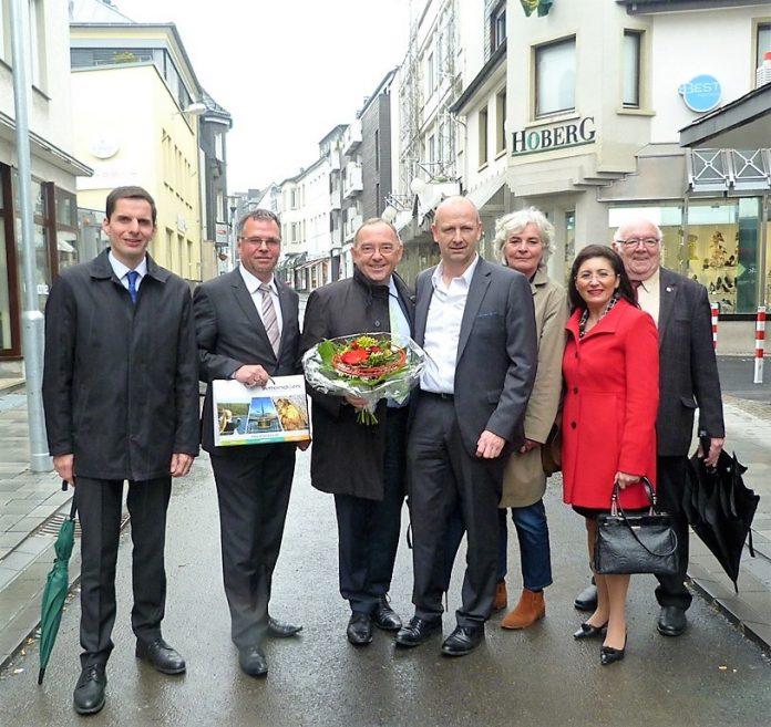 Finanzminister Dr. Norbert Walter-Borjans zu Besuch in Attendorn 2017