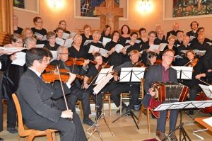 "Benefizkonzert ""Misa a Buenos Aires"" - Bach-Chor Siegen"