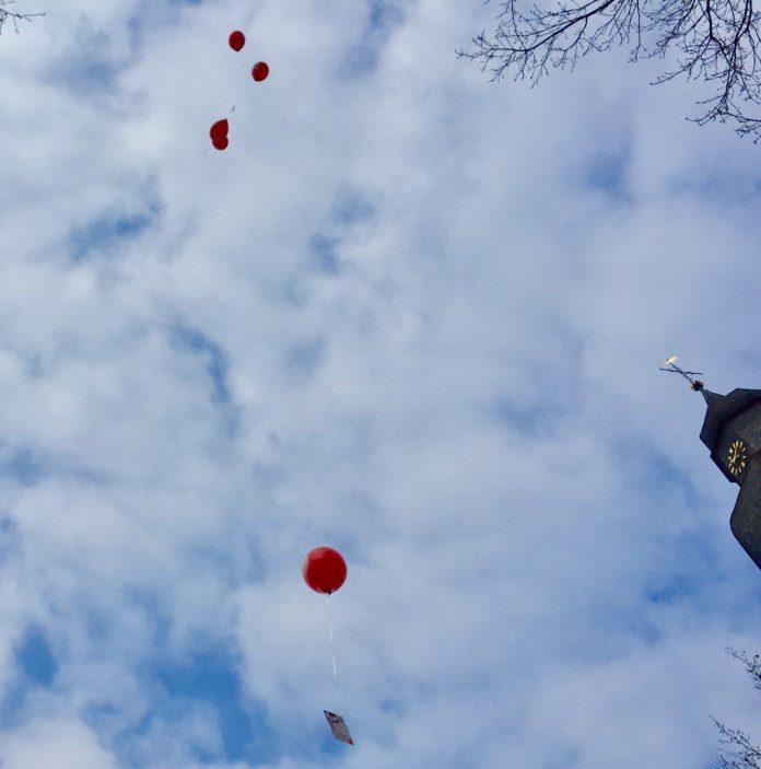 attendorner geschichten - luftballonwettbewerb