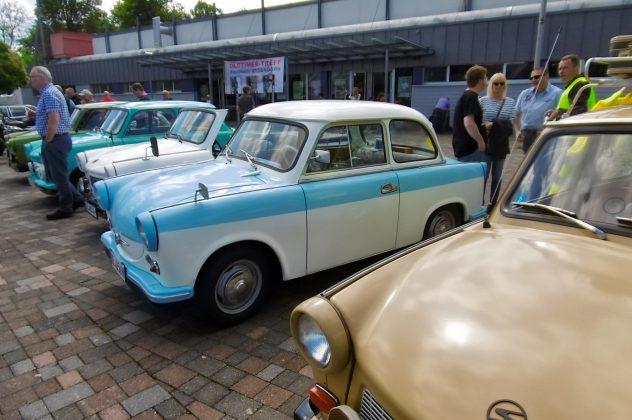 Oldtimertreff Attendorn - Mai 2017
