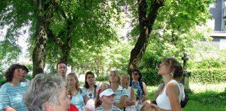 Sandra Schulte Kräuterwanderung - Naturspaziergang