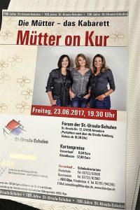 Die Mütter - Kabarett - St. Ursula Attendorn