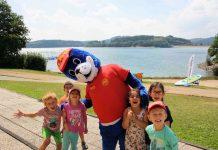 Kindertagesstätte Sternenland zu Besuch bei der DLRG Attendorn